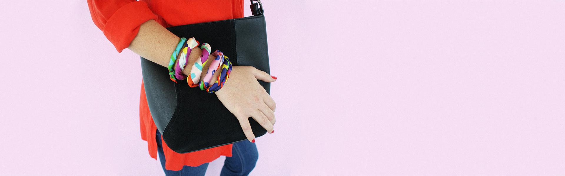 foulard lyon soie bijoux moderne femme