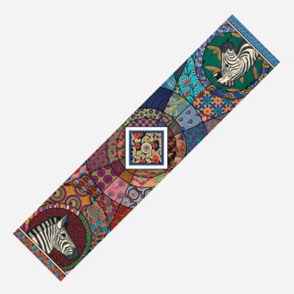foulard lyon soie melina echarpe