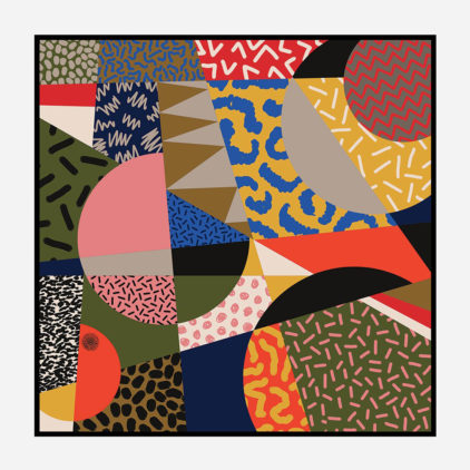 foulard lyon soie carre couleurs colorful africa design