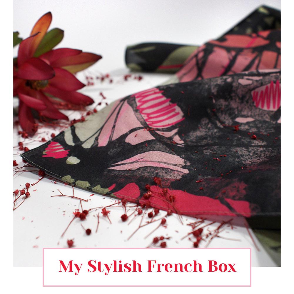 collaboration foulard lyon