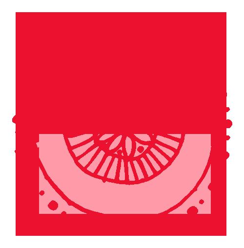 Maracadabou-Foulard soie carré Laine Lyon