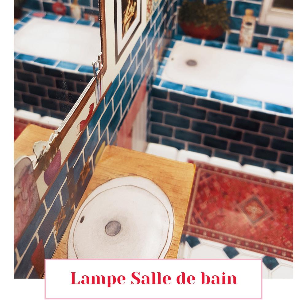 book lampe normal