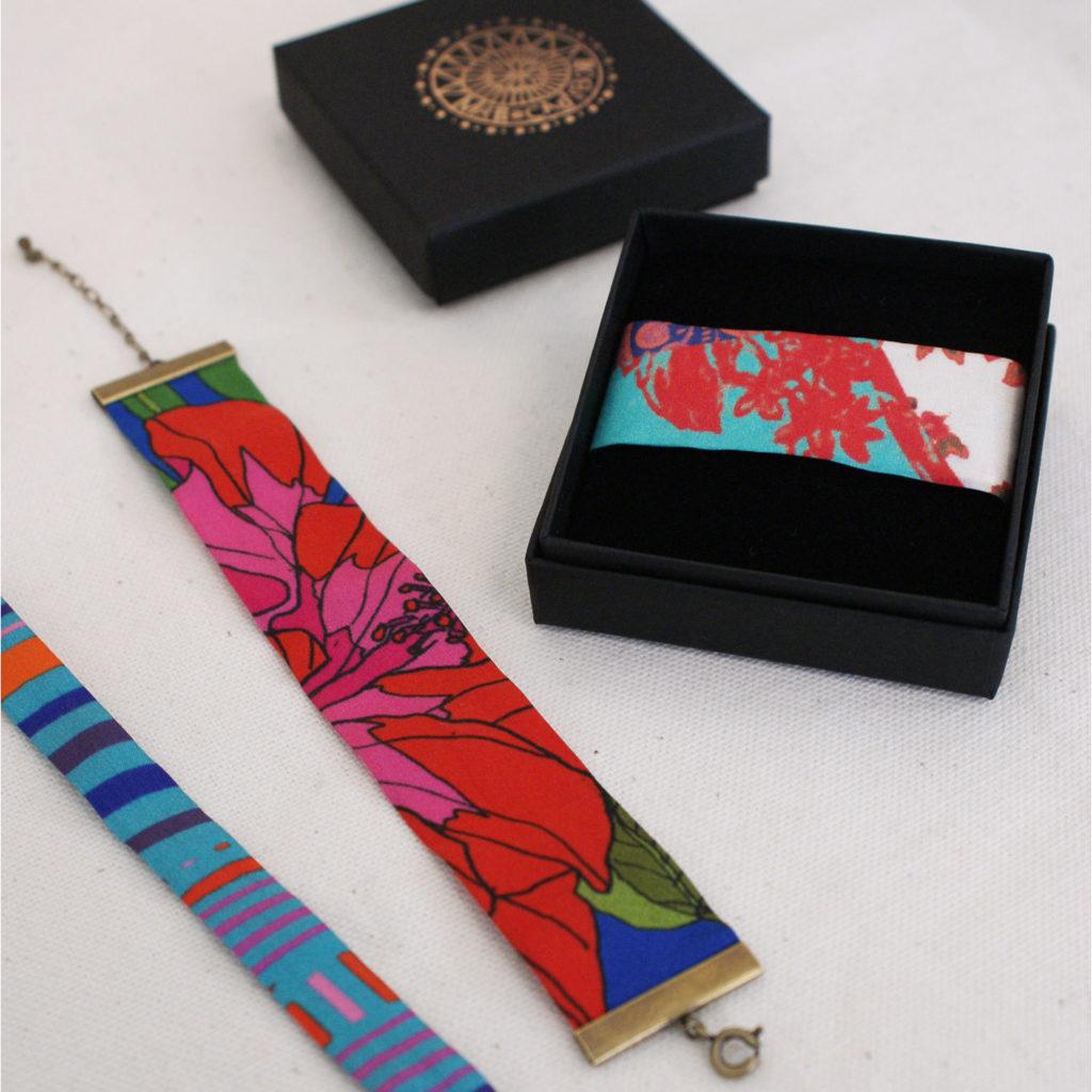 bracelet couleur soie lyon
