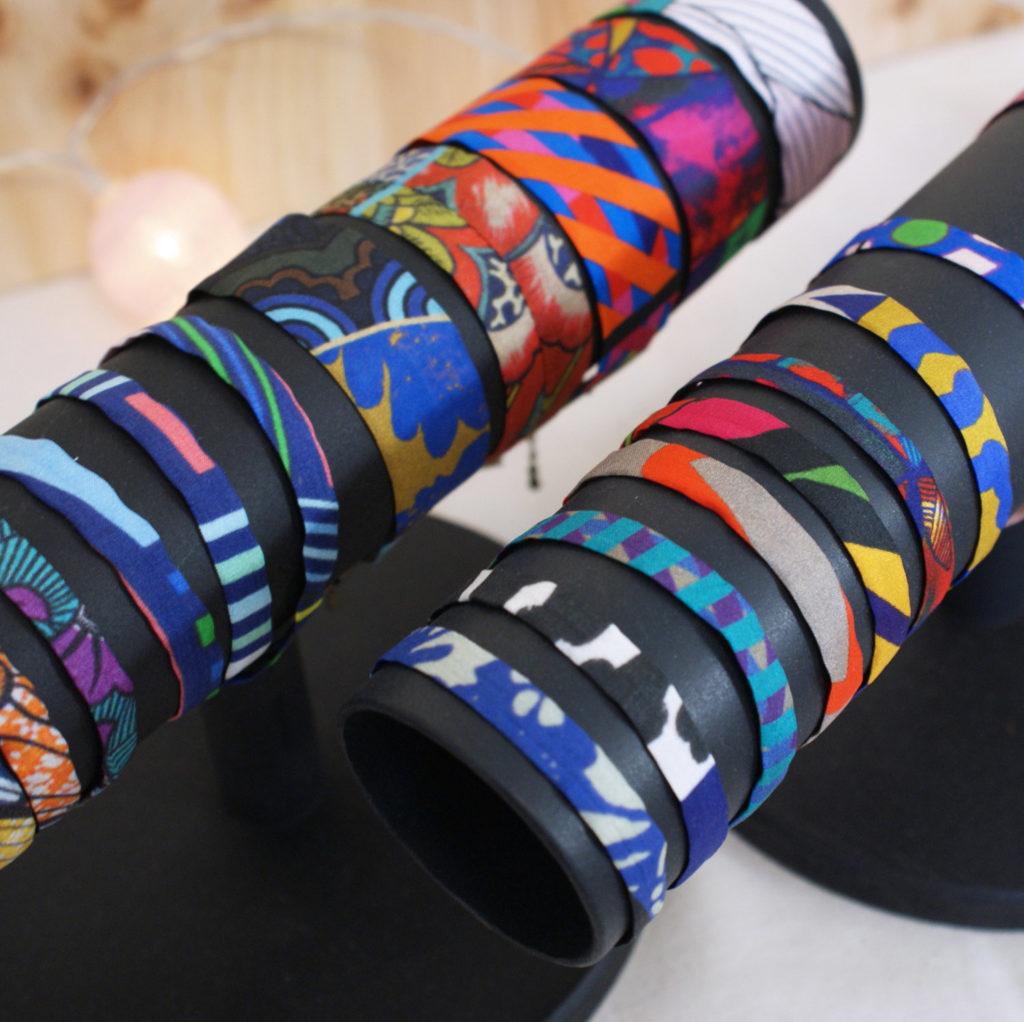 bracelet couleur soie lyon chute