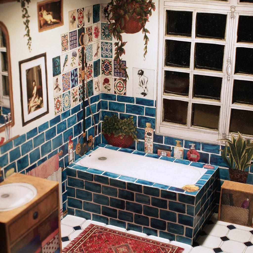 lampe salle de bain zoom 1